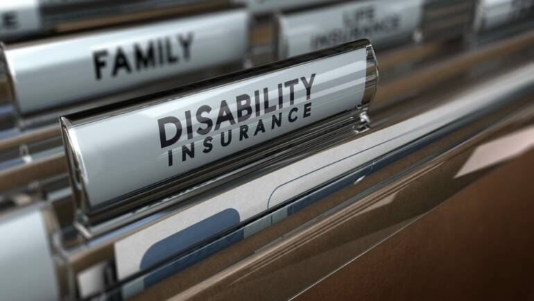 4 Things To Consider When Getting Disability Insurance